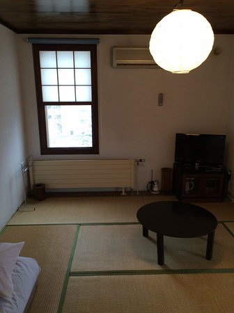 Hokkaido Christian Center : まさかの和室