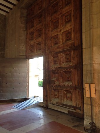 Convento de Santo Domingo: Atrio e chiesa