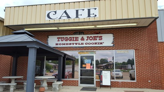 Saint James, MO: Good home-cooked food, fast & friendly.