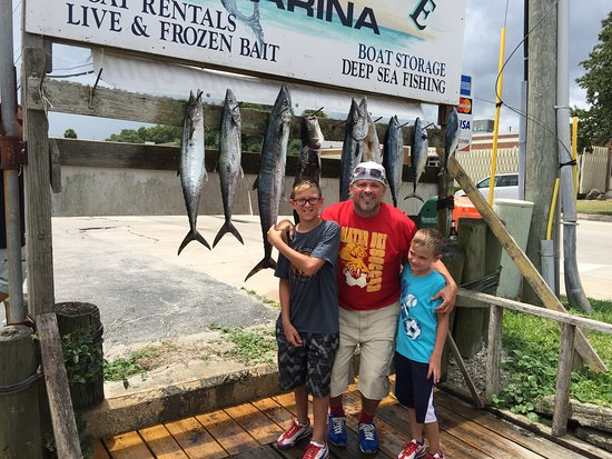Nsb fishing charters picture of nsb fishing charters for Deep sea fishing new smyrna beach