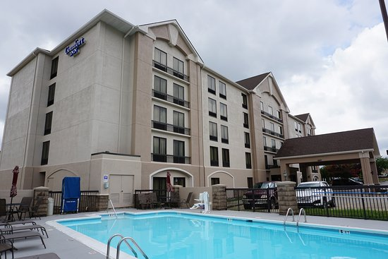 Photo of Comfort Inn Greensboro