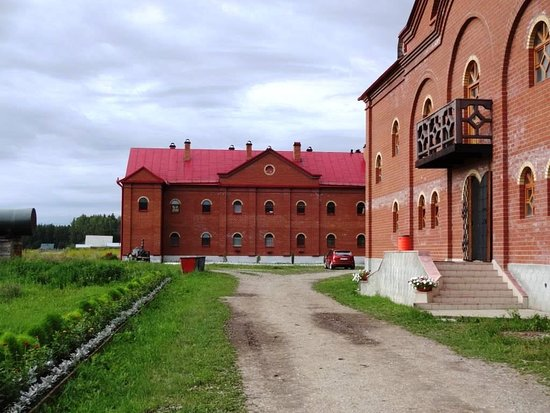 Alapaevsk Monastery of New Martyrs of Russia