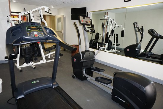 Comfort Inn Greensboro: Fitness Center