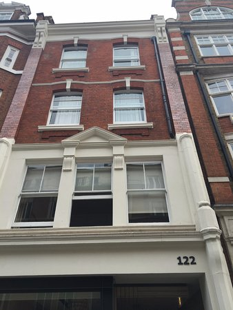 122 Great Titchfield Street B&B Foto