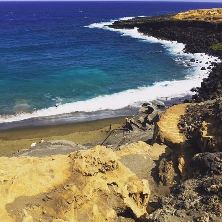 Naalehu, HI: WORTH THE HIKE!!!!