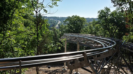The Runaway at Branson Mountain Adventure Park