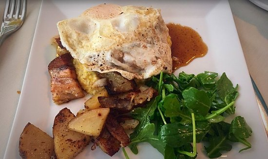 Holicong, Pensylwania: Brunch at The Inn at Barley Sheaf Farm Restuarant