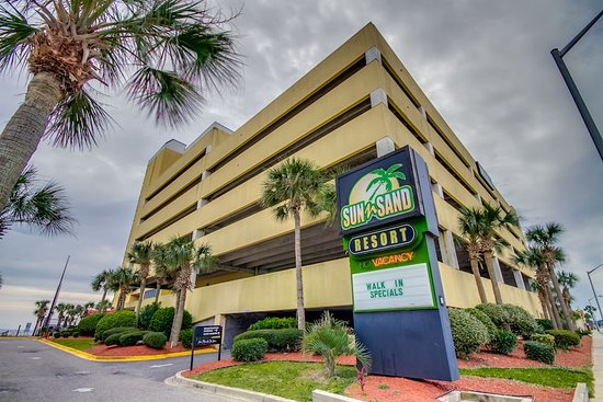 Sun N Sand Resort Myrtle Beach Sc Hotel Reviews Photos Price Comparison Tripadvisor