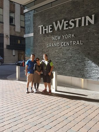 The Westin New York Grand Central: 20160808_090605_large.jpg
