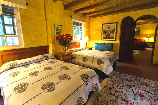 Hacienda Cusin: Sierra 40. With 39, a family suite.