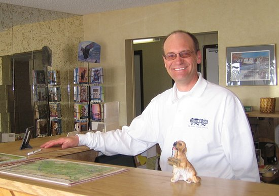 Elk Point, Dakota del Sur: Our friendly staff