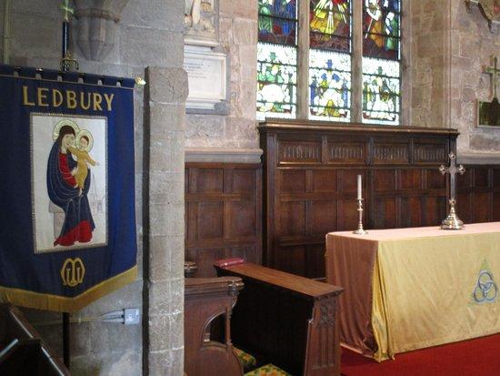 Ledbury Parish Church St. Michaels and All Angels