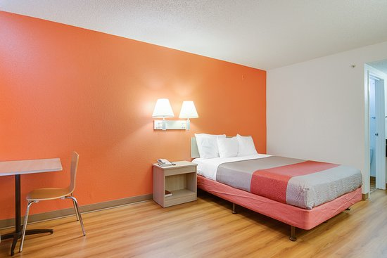 Motel 6 Tacoma South: Guest Room