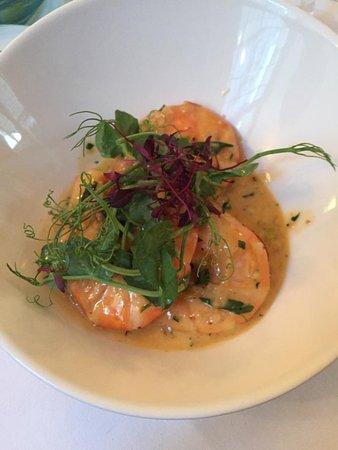 Les Saveurs Restaurant: Prawns
