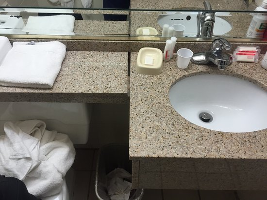 Days Inn and Suites Roseville: Really?