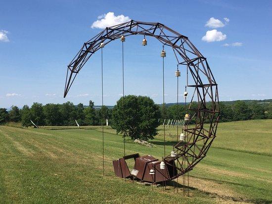 Cazenovia, État de New York : Stone Quarry Hill Art Park