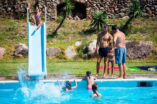 Camping el Pasqualet: Piscina