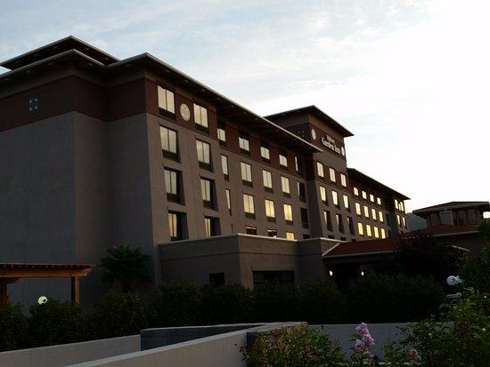 Hilton Garden Inn El Paso University El Paso Teksas Otel Yorumlar Ve Fiyat Kar La T Rmas