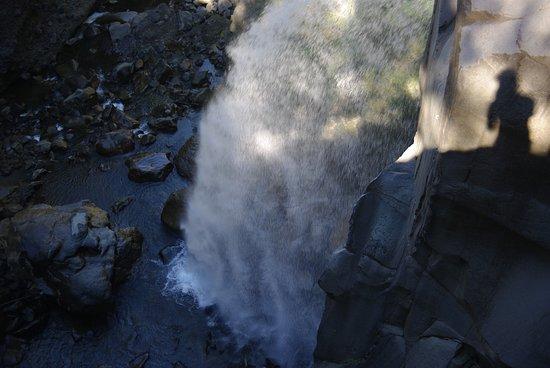 La cascade de Bras Rouge