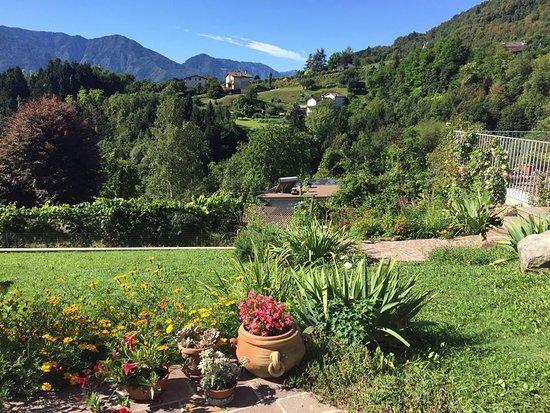 Monti del Sole: giardino