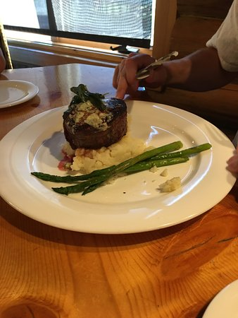 320 Ranch Steakhouse: Bison :-)
