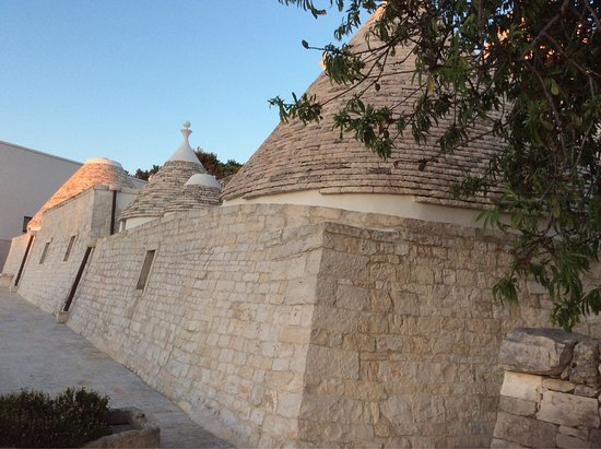 Trulli Angela: We stayed here in July,one of the most beautiful places we have stayed.