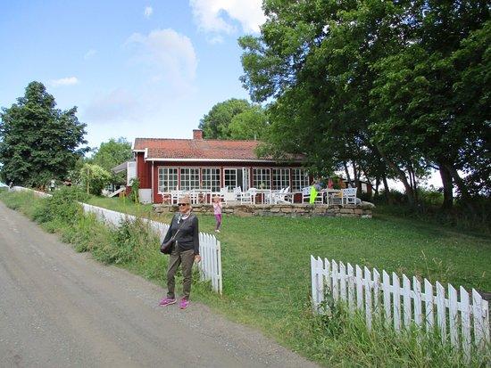 Skafferiet Cafe on Hovinsholm Farm Photo