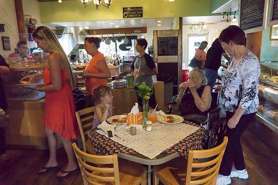Prescott Valley, AZ: Our Mom's surprise birthday party!