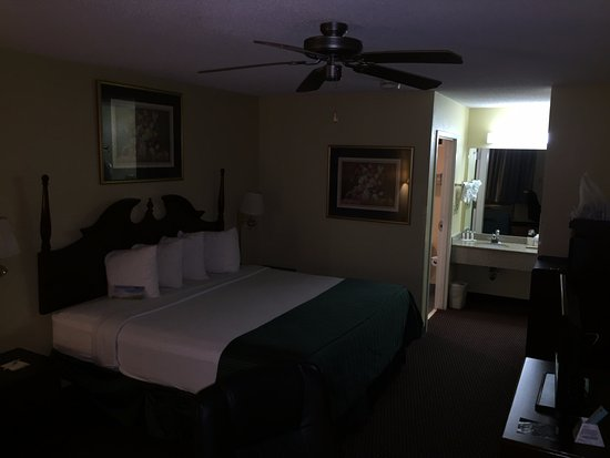 Peachtree City, GA: King room