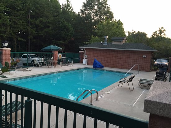 Peachtree City, GA: Outdoor pool
