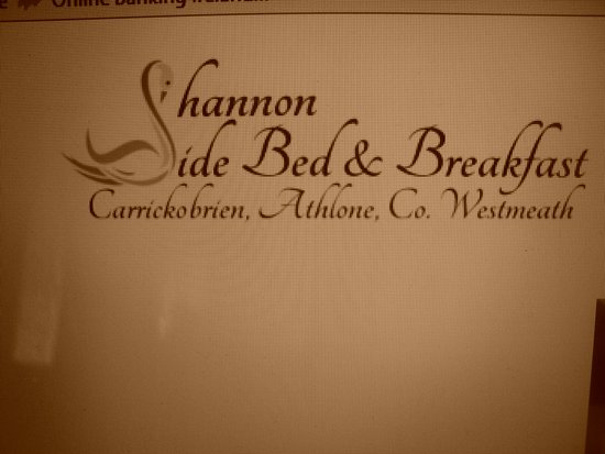 Athlone, Ιρλανδία: Bed & Breakfast