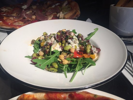 Pizza Express: Superboost salad