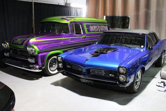 Pontiac Gto Picture Of Counts Kustoms Las Vegas Tripadvisor