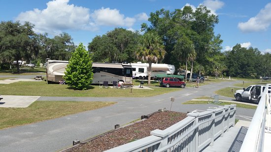 Cedar Key RV Resort: Campgrounds