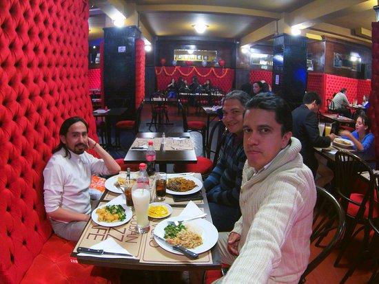 Cuban Jazz Cafe: Una buena compañía