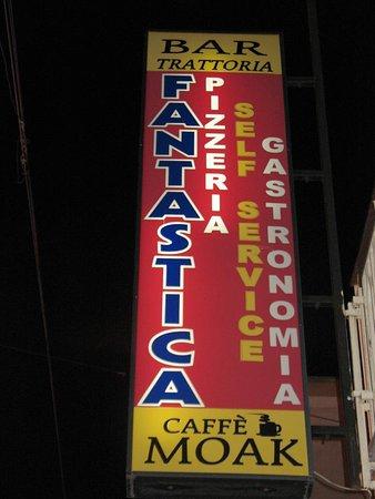 Pizzeria Fantastica, Scordia (CT)