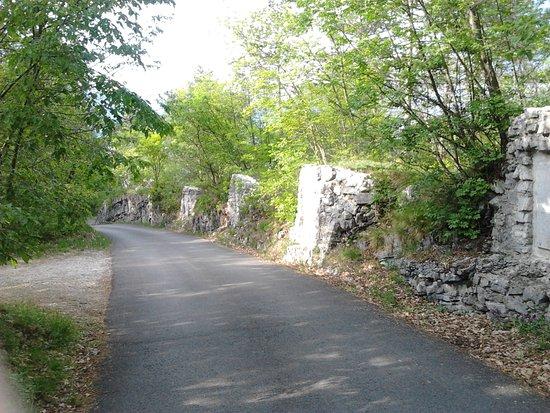 Strada degli Artiglieri
