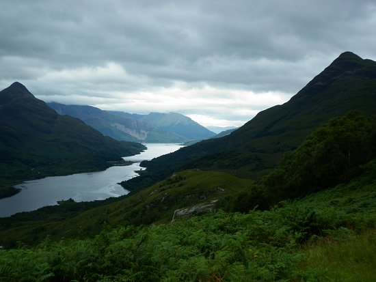 Appin, UK: A walk at Kinlochleven