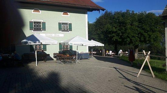 Berggasthof Stroblalm: 20160808_182409_large.jpg