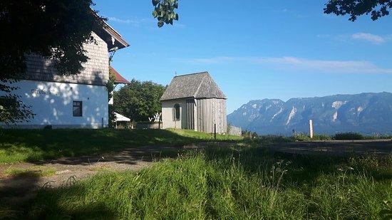 Berggasthof Stroblalm: 20160808_181214_large.jpg