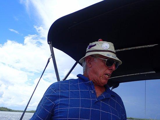 Davie, FL: Captain Daryl