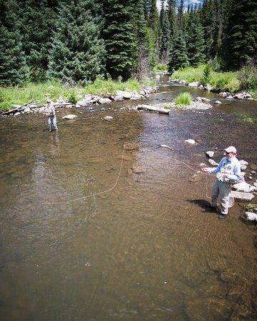 4UR Ranch: great fishing