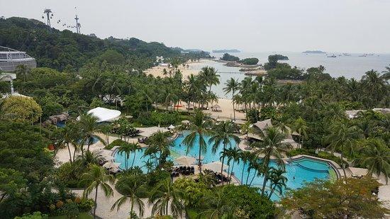 Shangri-La's Rasa Sentosa Resort & Spa Resmi
