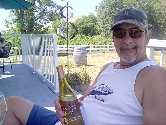 3 Horse Ranch Vineyards: Awesome Pinot Gris!