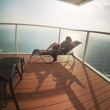 Island Suites Hotel: בעיקר שקט נוף מהמם מה צריך יותר?..