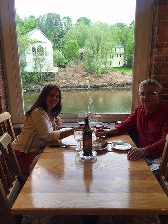 Quechee, VT: restaurante da fábrica