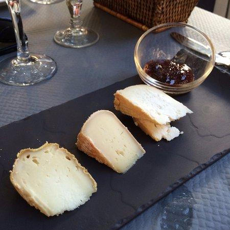 confiture de figues pour fromage