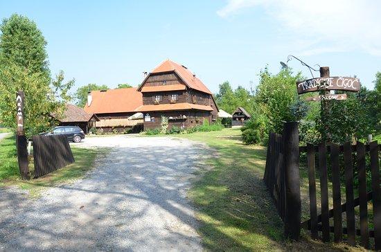 Sisak-Moslavina County, Chorwacja: L'entrata