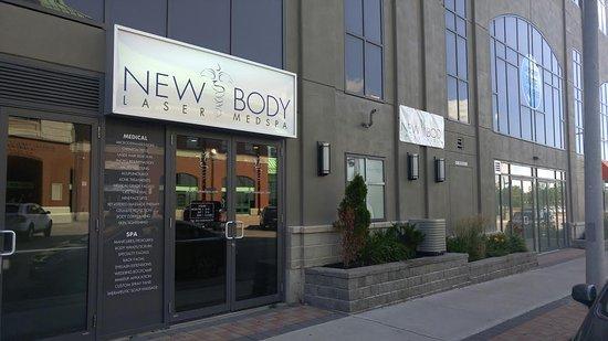 New Body Laser & MedSpa