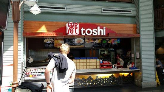 Toshi Teppanyaki